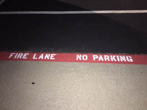 Fire Lane Compliance Cary North Carolina